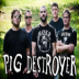 Check out the video for the new Pig Destroyer song – The Torture Fields