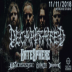 Decapitated is back in Serbia!