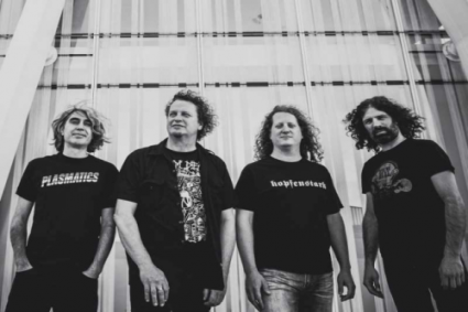 Interview with Away and Snake of Voivod: The Wake is Chewy's masterpiece!