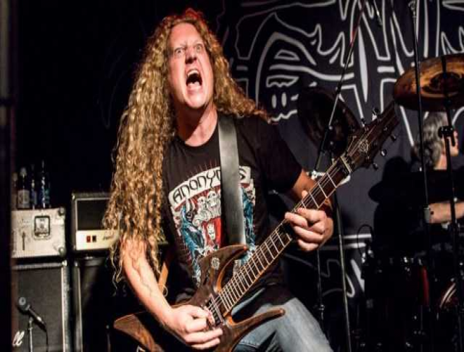 Interview with Dan Mongrain of Voivod: New album is very proggy & intricate!
