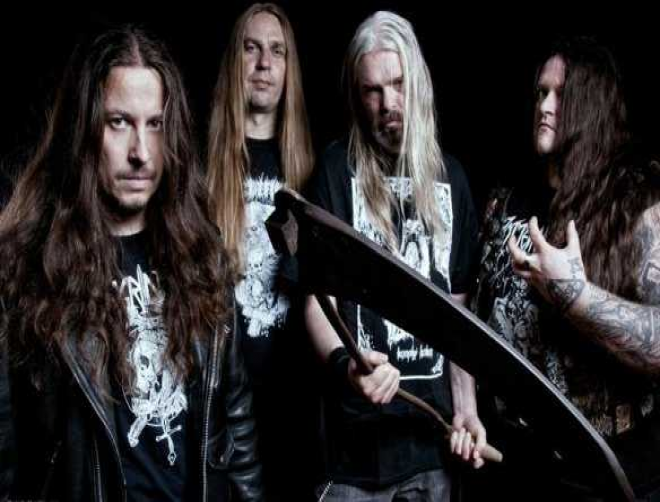 Interview with Martin Van Drunen: Hail of Bullets is on ice!
