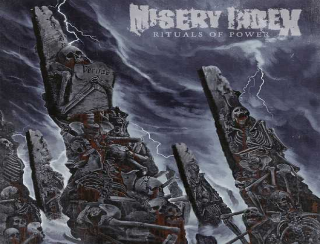 Misery Index release a new single!