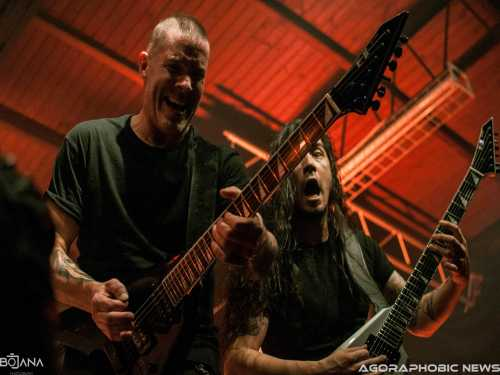Annihilator + Archer Nation live in Novi Sad, Serbia (11.11.2019.)