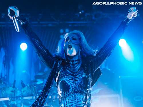 Arch Enemy live in Belgrade, Serbia (Gallery)