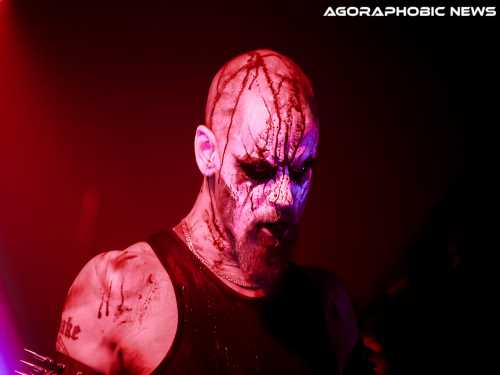 Gorgoroth live in Novi Sad, Serbia ( Photo gallery 06.11.2017)